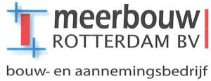 logo Meerbouw Rotterdam met tekst