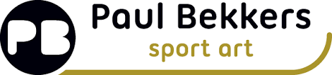 logo Paul Bekkers Sport Art