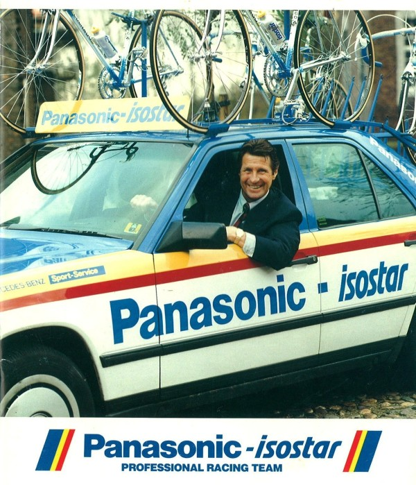 1988 Panasonicploeg - voorkant informatieboekje - kopie
