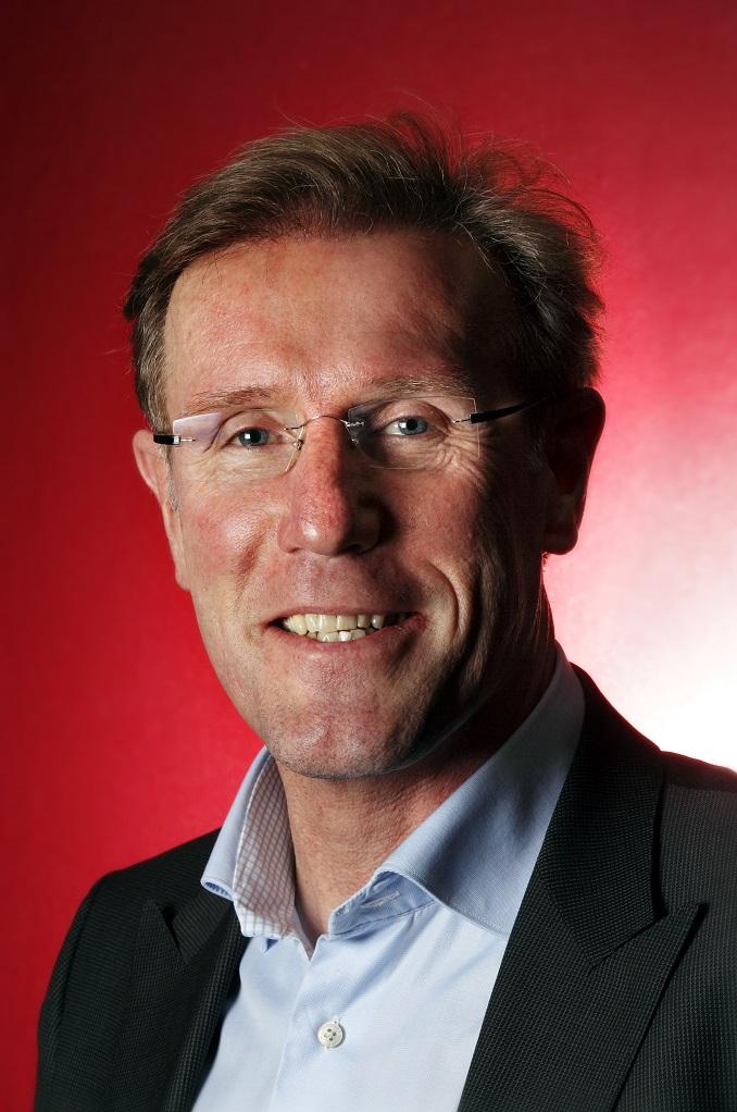Portret van Hans van BreukelenFoto ; Pim Ras