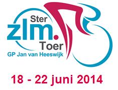 Logo Ster ZLM Tour 2014