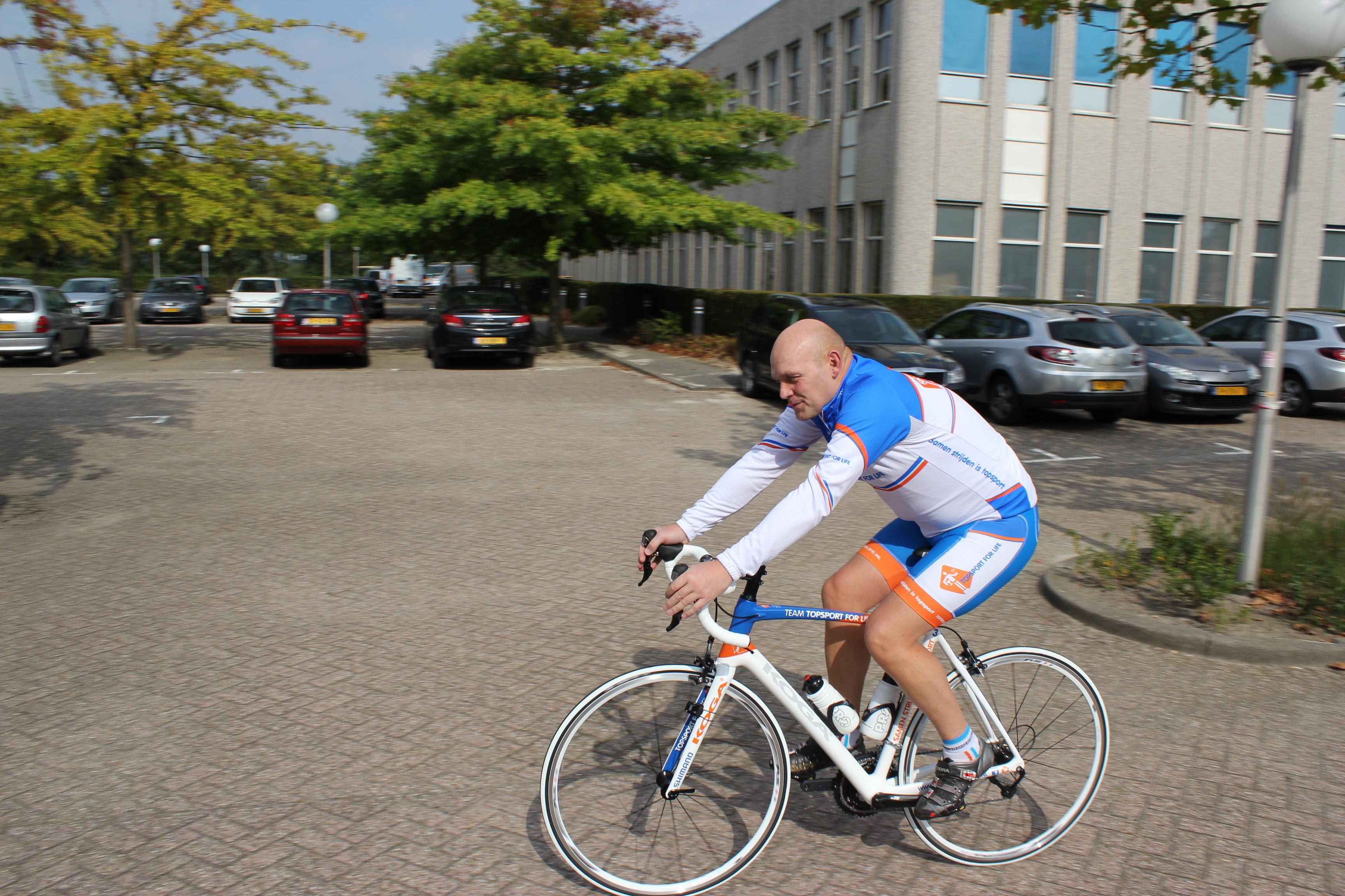 Topsport for Life - fietsenoverdracht - IMG_9365