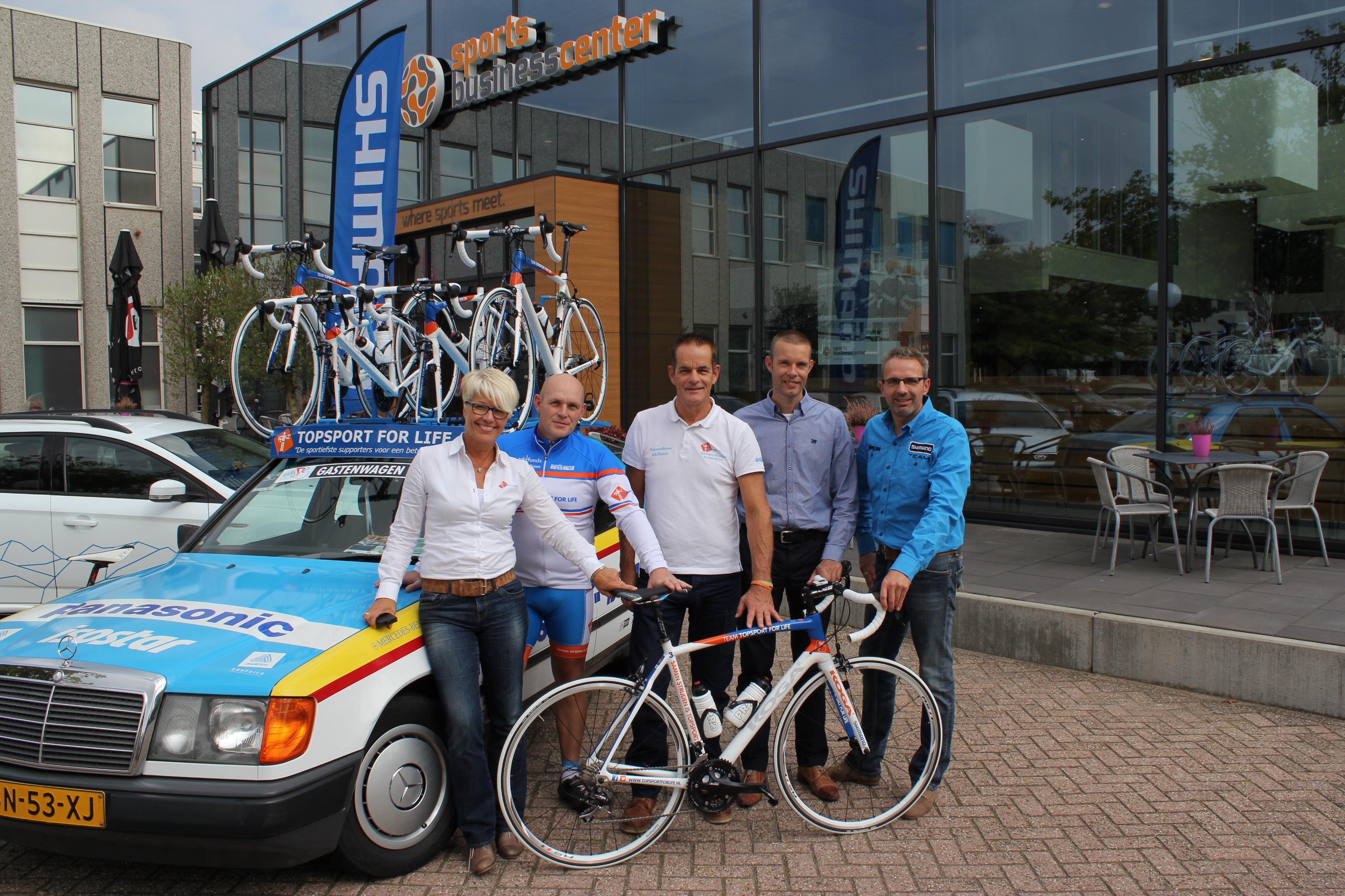 Topsport for Life - fietsenoverdracht - IMG_9394