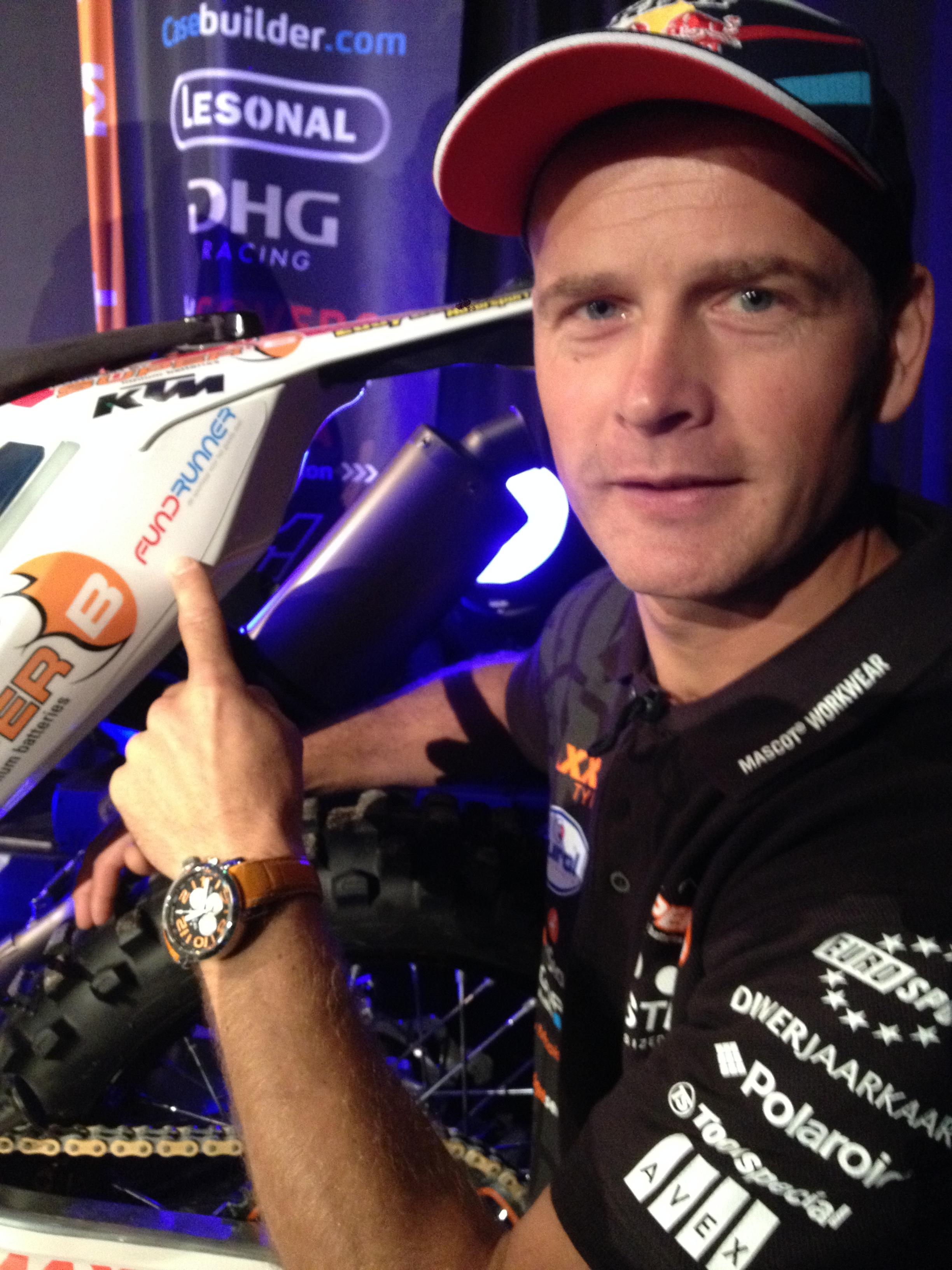 Topsport for Life - Jurgen van den Goorbergh - 20141030.01
