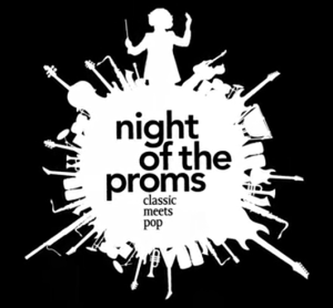 Topsport for Life - logo Night of the Proms