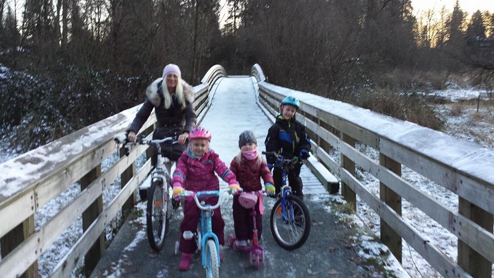 20141130 - Topsport for Life - Fietsen met kids