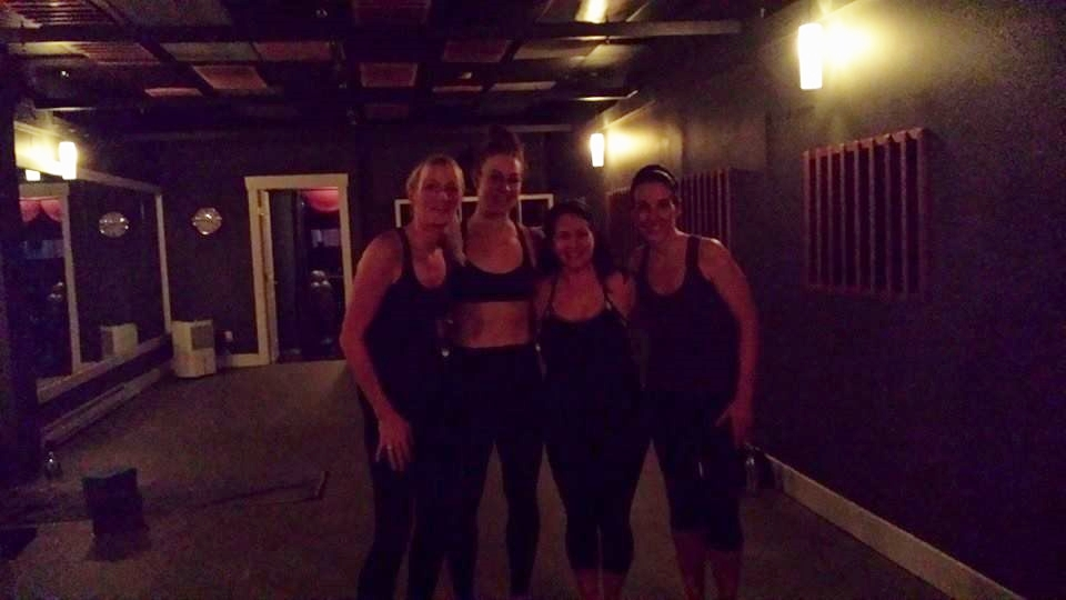 20141201 - Topsport for Life - Hot Yoga