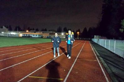 20141209 - Topsport for Life  - Running