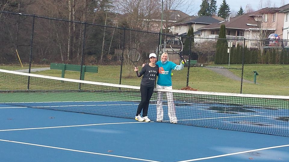 20141215 - Topsport for Life  - Tennissen