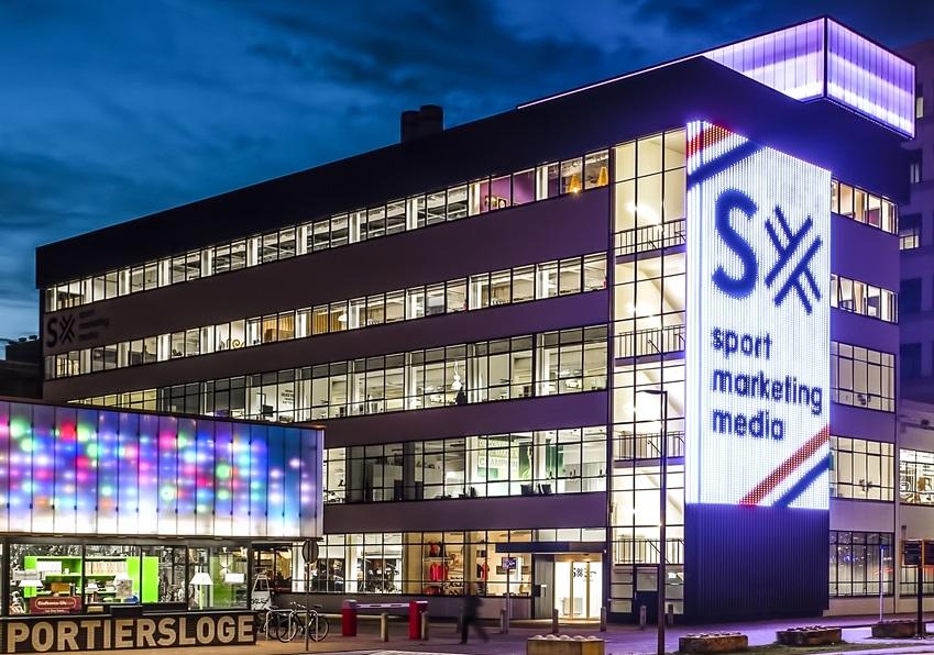 SX-gebouw