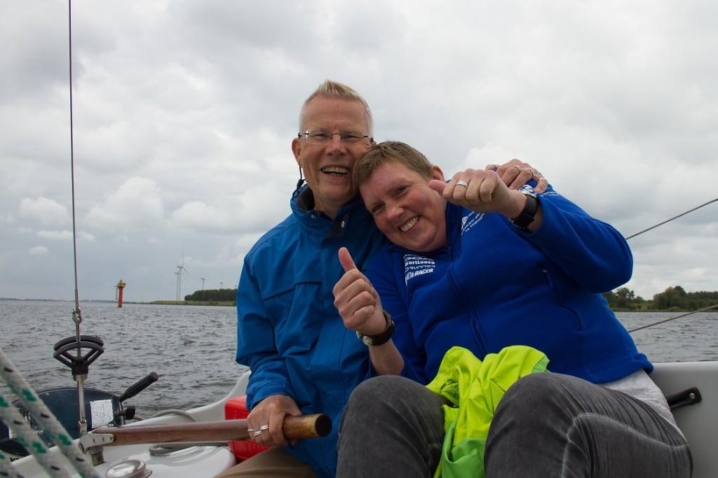 Topsport for Life - Anita van Beek - Samen voor de wind 2015