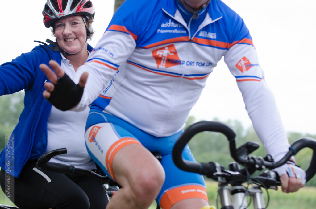 Topsport for Life - Anita van Beek - Wheels of Steel 2015-1
