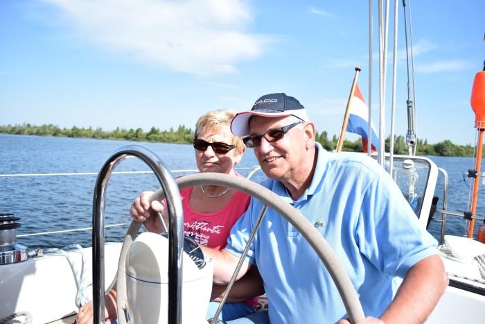 Topsport for Life - Gerrit-Jan Maliepaard - Samen voor de wind 2014