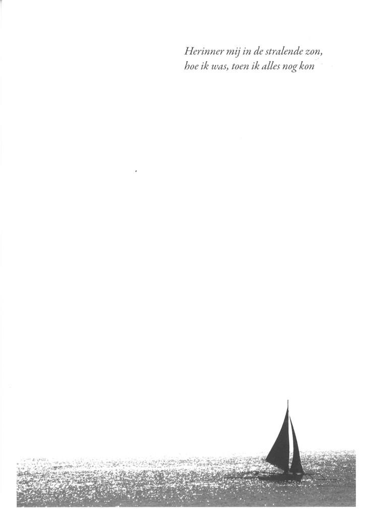Topsport for Life - Rouwkaart Herman Tiehuis - voorzijde