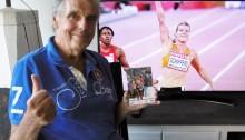 Topsport for Life - Jan Stol met kaart van Dafne