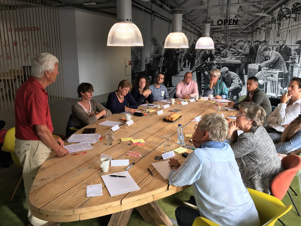 topsport-for-life-brainstormsessie-beleid-2017-2019