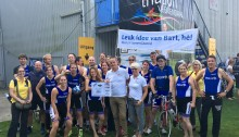 Topsport for Life - Triathlon Veenendaal 2017