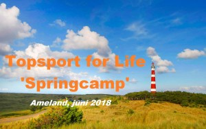 Topsport for Life - Springcamp 2018