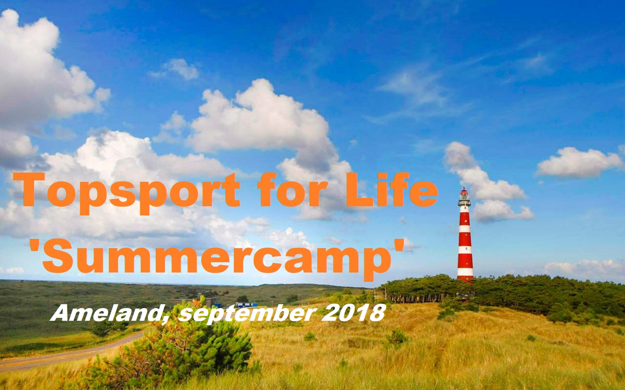 Topsport for Life - Summercamp 2018