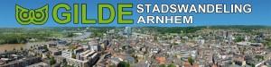 gilde stadswandeling Arnhem