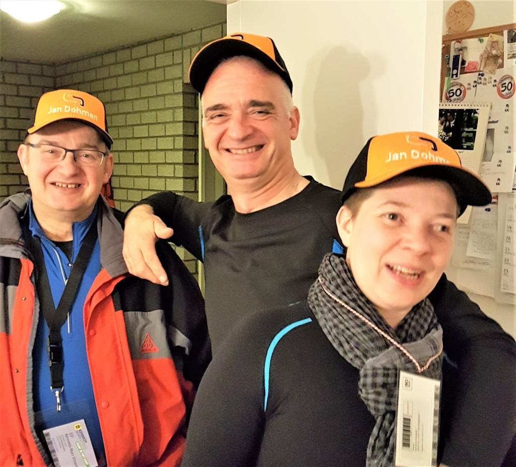 Het Team Topsport for Life van de Kennedymars Sittard editie 2018