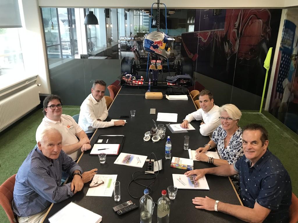 Topsport for Life - Bestuursvergadering mei 2018