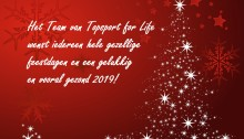 Topsport for Life - Kerst 2018