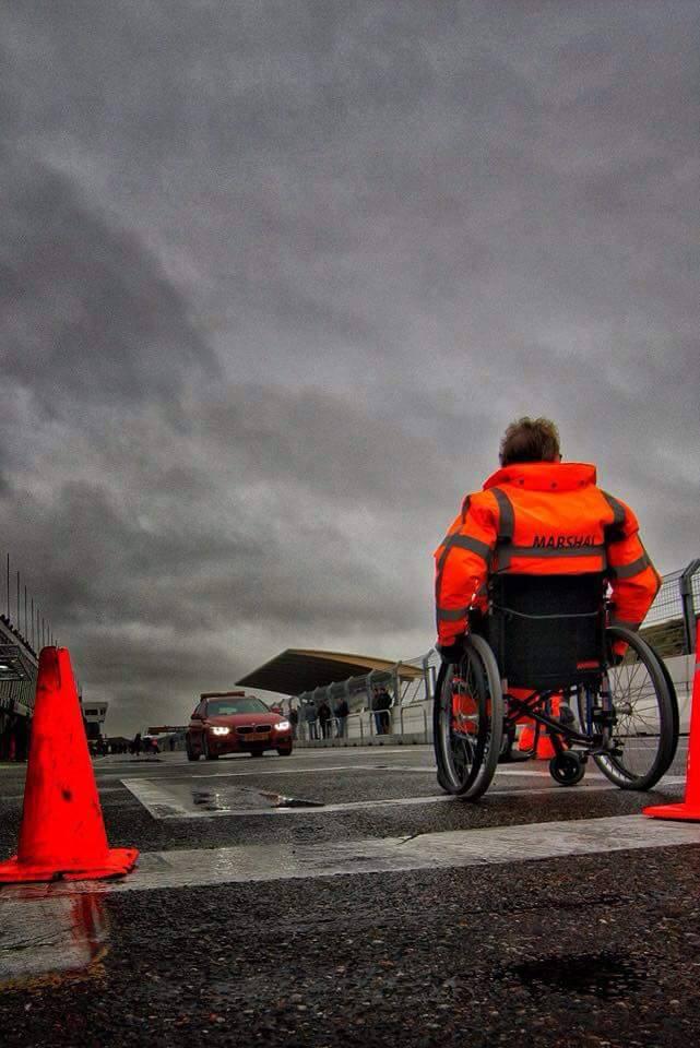 Topsport for Life - Ron Baten op circuit Zandvoort
