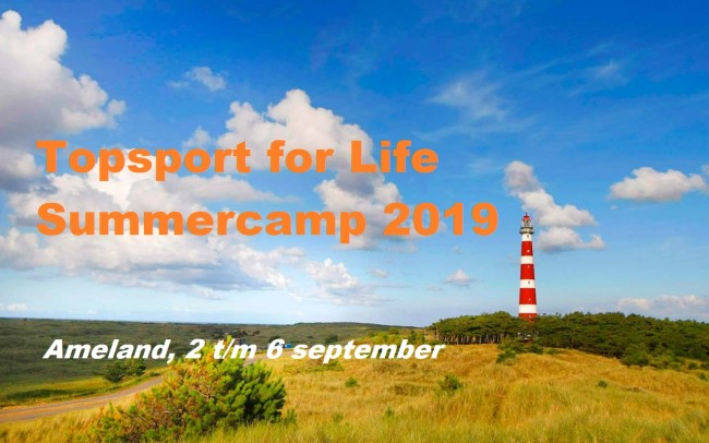 Topsport for Life - Summercamp 2019