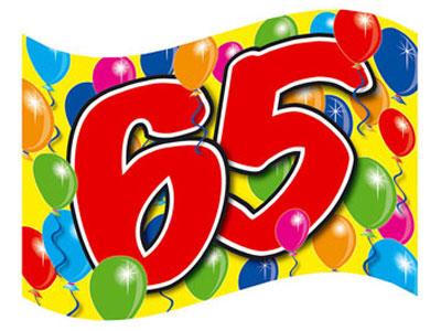 65-vlaggetje