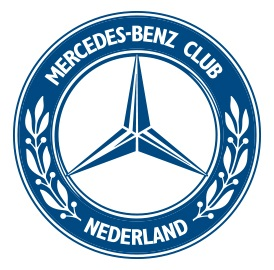 Logo Mercedes Benz Club Nederland