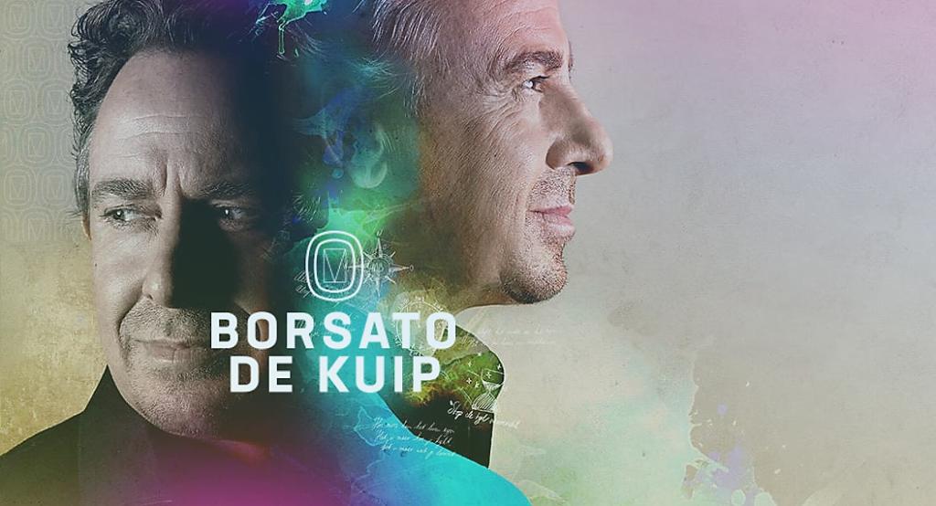 Banner Marco Borsato in De Kuip