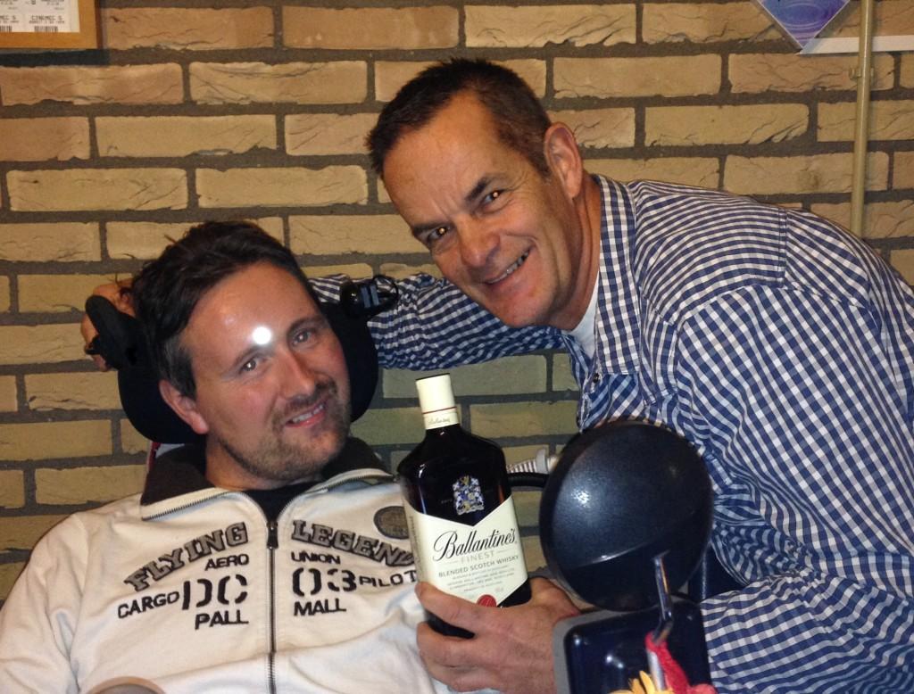 Topsport for Life - Ronnie en Miel aan de whiskey - IMG_6411 - kopie