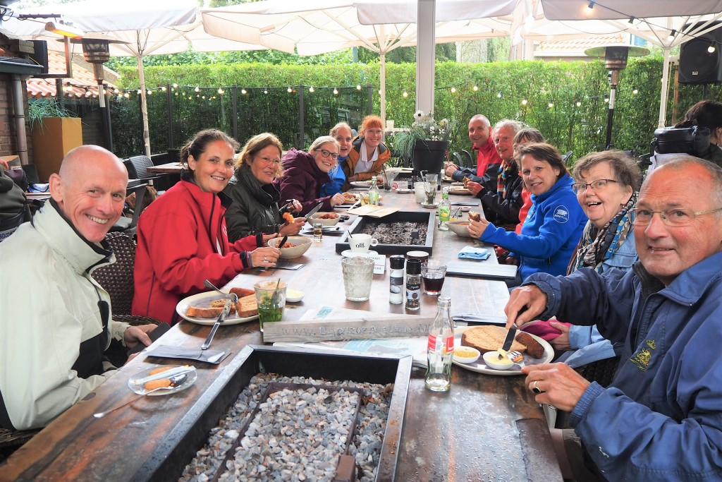Lunch in Nes, Ameland 3-9-2019