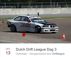 Banner Dutch Drift Laegue