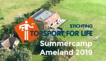 Titel Summercamp Ameland 2019