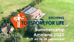 Titel Summercamp Ameland 2020-2