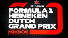Logo F1 GP Zandvoort 2020
