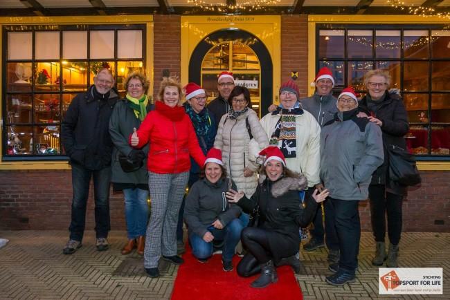 Topsport for Life - Kerst proeven Hardewijk 8-12-2019