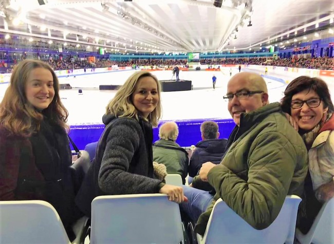 Topsport for Life - NK Schaatsen 26-1-2020