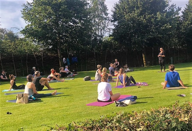 Topsport for Life - Yoga in Gemert 03