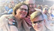 Topsport for Life - Henk Lunsing in De Kuip bij concert Marco Borsato 2-6-2019