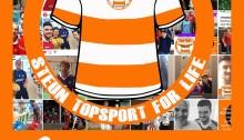 Banner Voetbalshirtweek