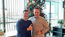 Topsport for Life - Kerstlunch SX 2019 - Bob van Oosterhout en Miel in 't Zand 2