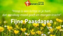 Topsport for Life - Paasboodschap 2020